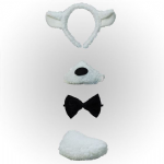 SHEEP LAMB SET WITH SOUND FANCY DRESS ACCESSORY
